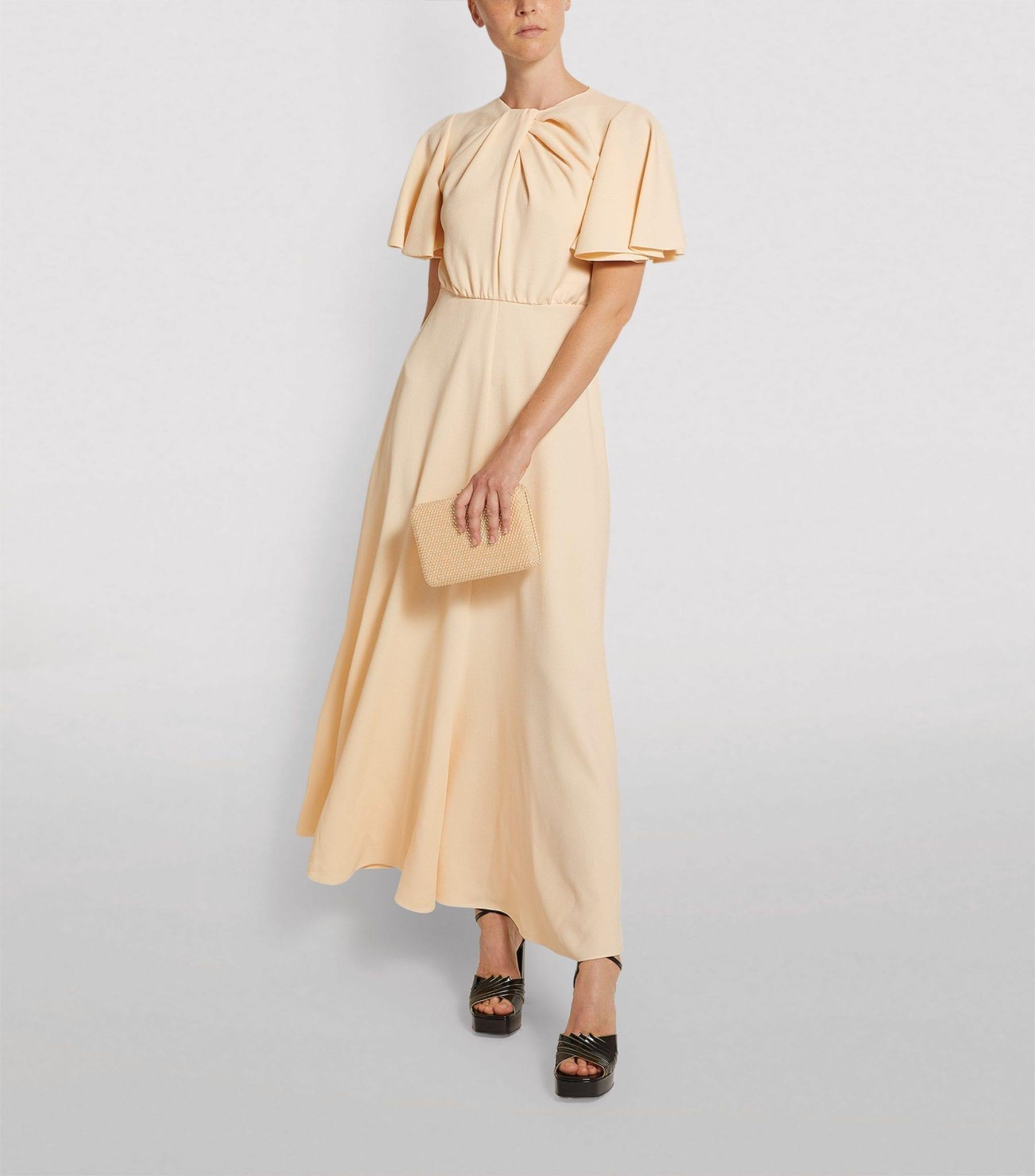 GIAMBATTISTA VALLI Twist-Neck Gown
