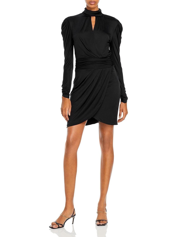 JONATHAN SIMKHAI STANDARD Remy Mockneck Dress