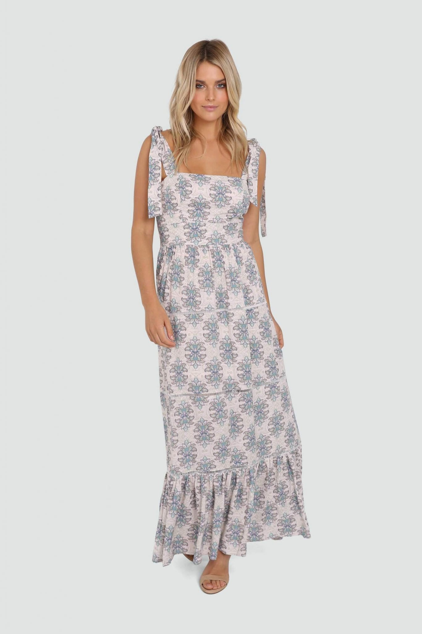 LOST IN LUNAR Evie Maxi Dress