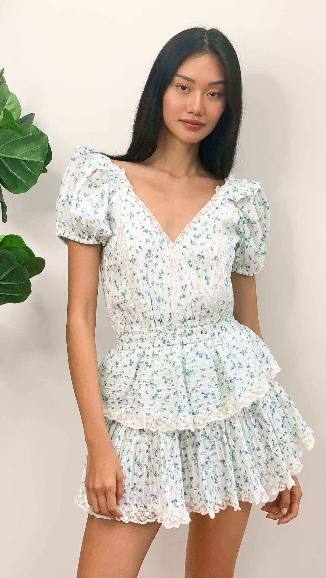 LOVESHACKFANCY Carlo Dress