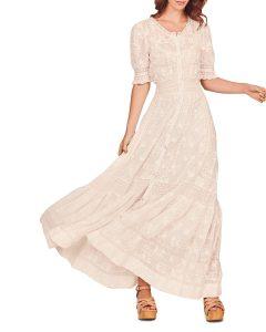 LOVESHACKFANCY Minka Maxi Dress