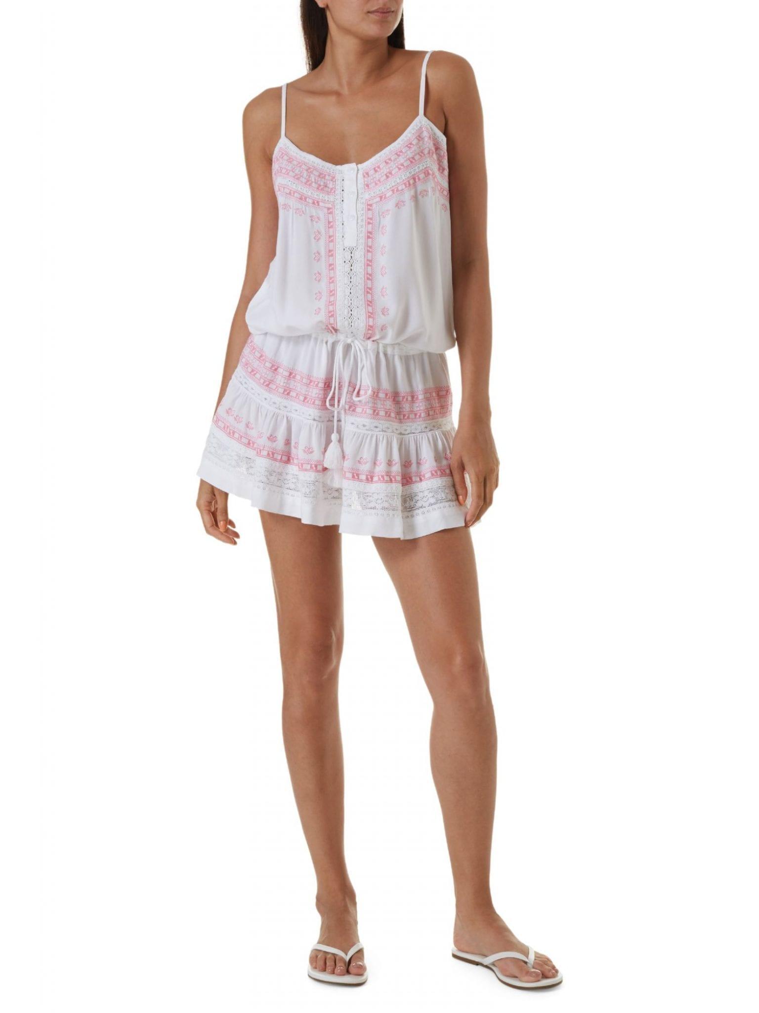 MELISSA ODABASH High Summer Karen Mini Dress