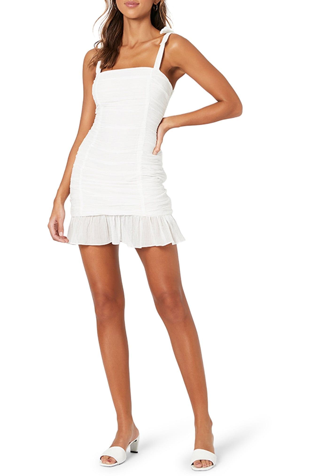 MINKPINK Little Darling Mini Dress