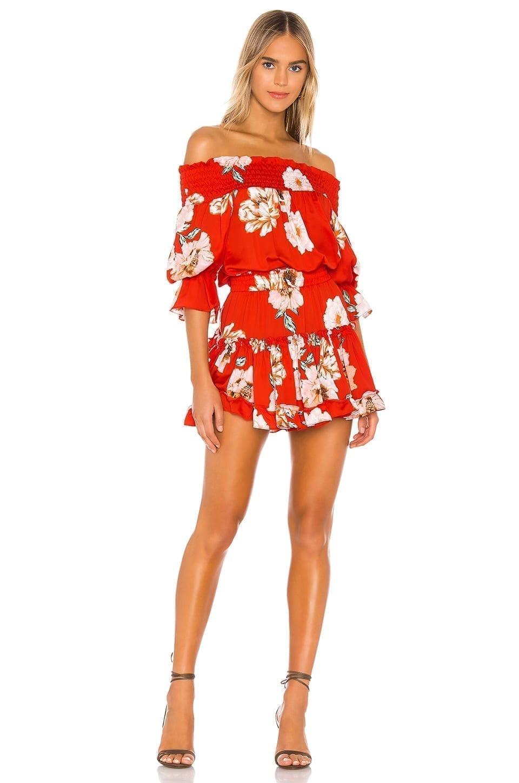 MISA LOS ANGELES X REVOLVE Darla Dress