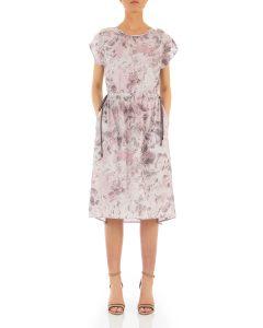 PESERICO Floral Print Dress
