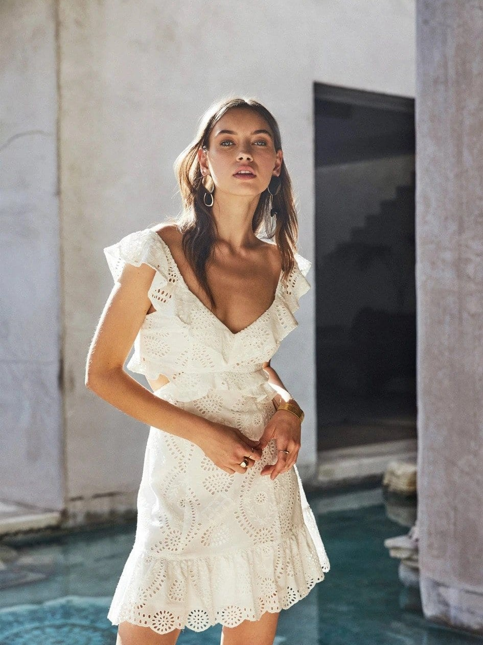 27 Super Pretty Summer Dresses For The Summer Sunshine
