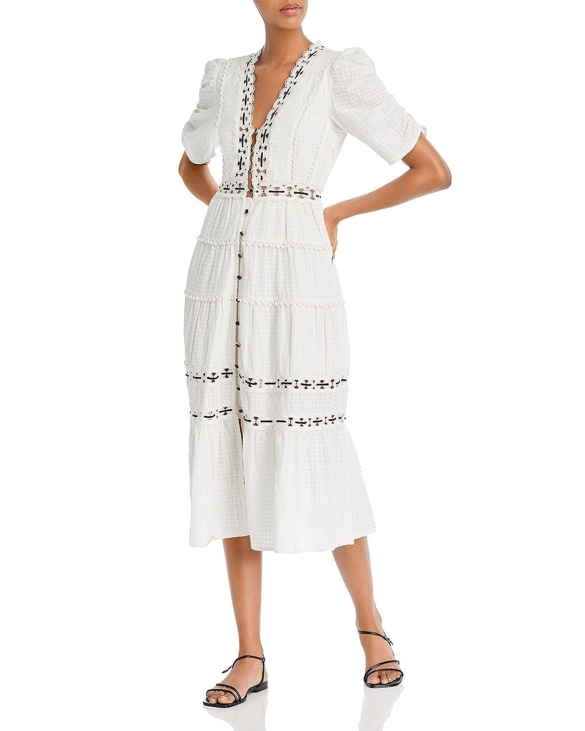 RAHI Marbella Nicola Cotton Dress