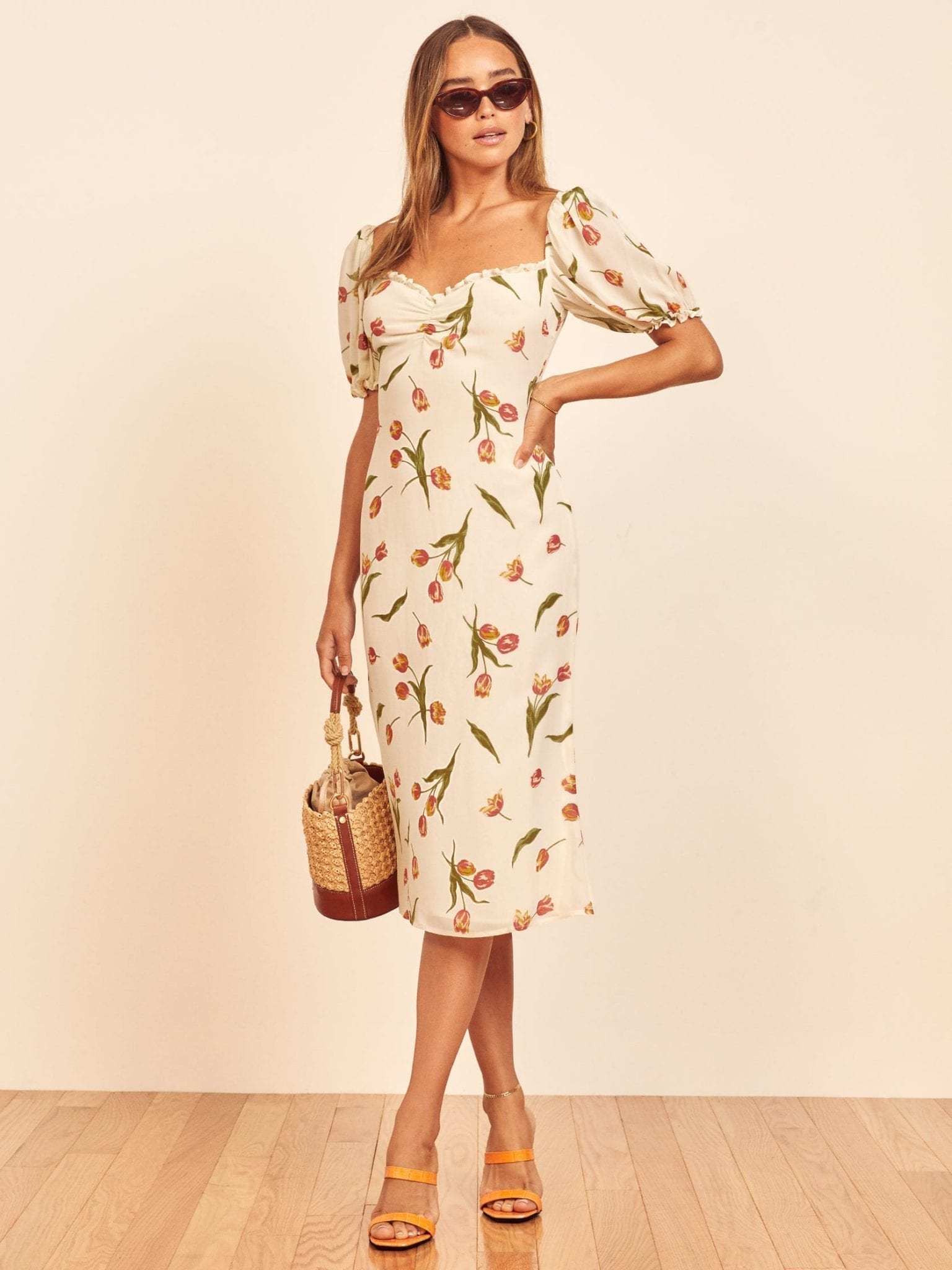 REFORMATION Chiara Dress
