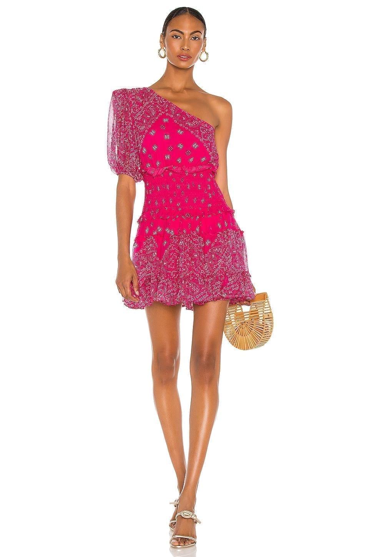 ROCOCO SAND Romani Mini Dress