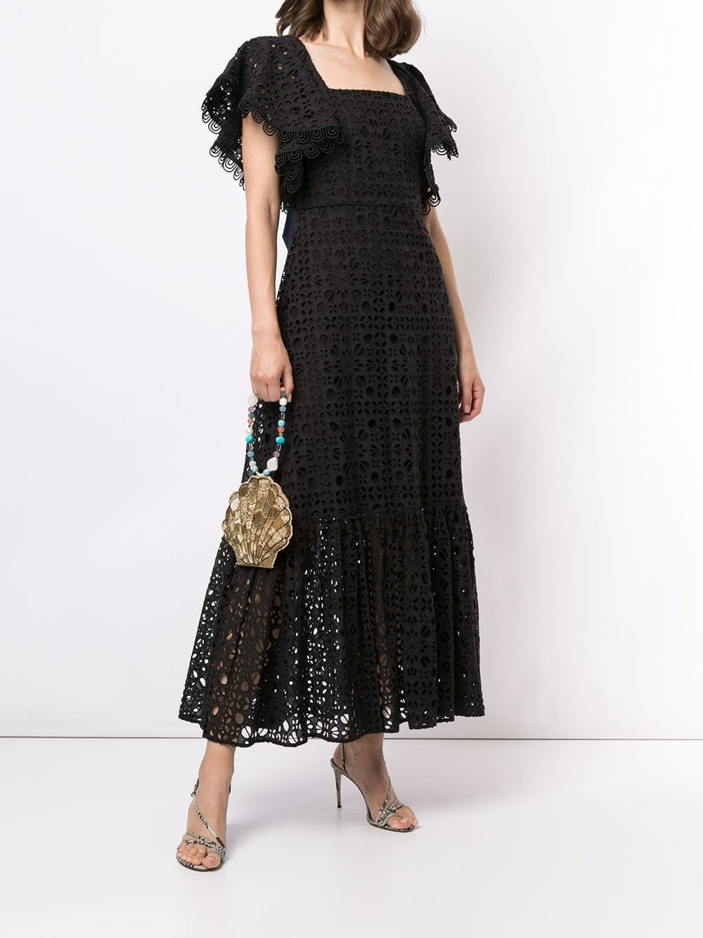 SACHIN & BABI Camryn Broderie Anglais Own Dress