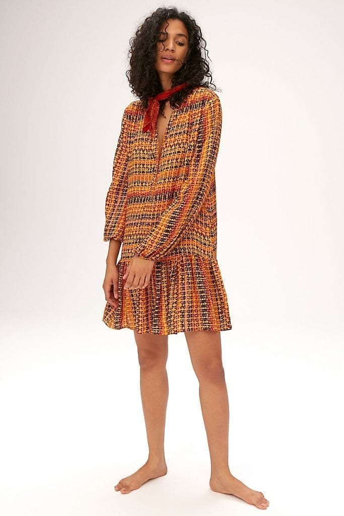 SATURDAY SUNDAY Elyn Tunic Dress