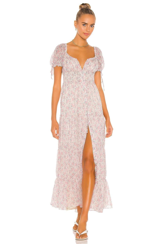 TULAROSA Annalyse Dress