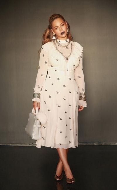 Get The Look: Beyonce Knowles's Dress Style
