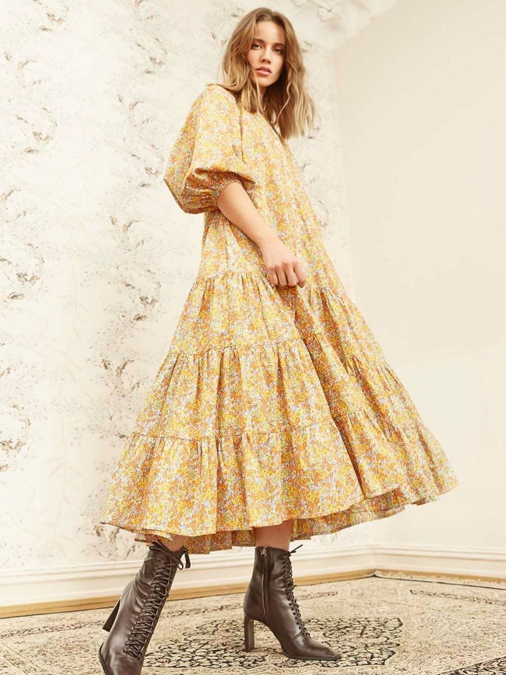 These Boho Chic Dresses Belong In Your Closet
