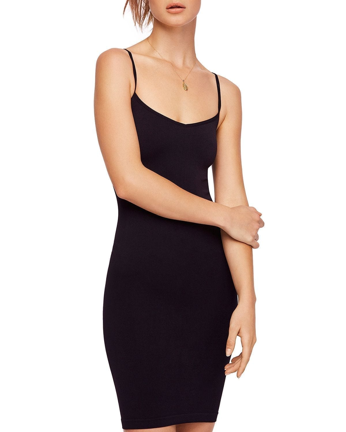 FREE PEOPLE Seamless Body-Con Dress