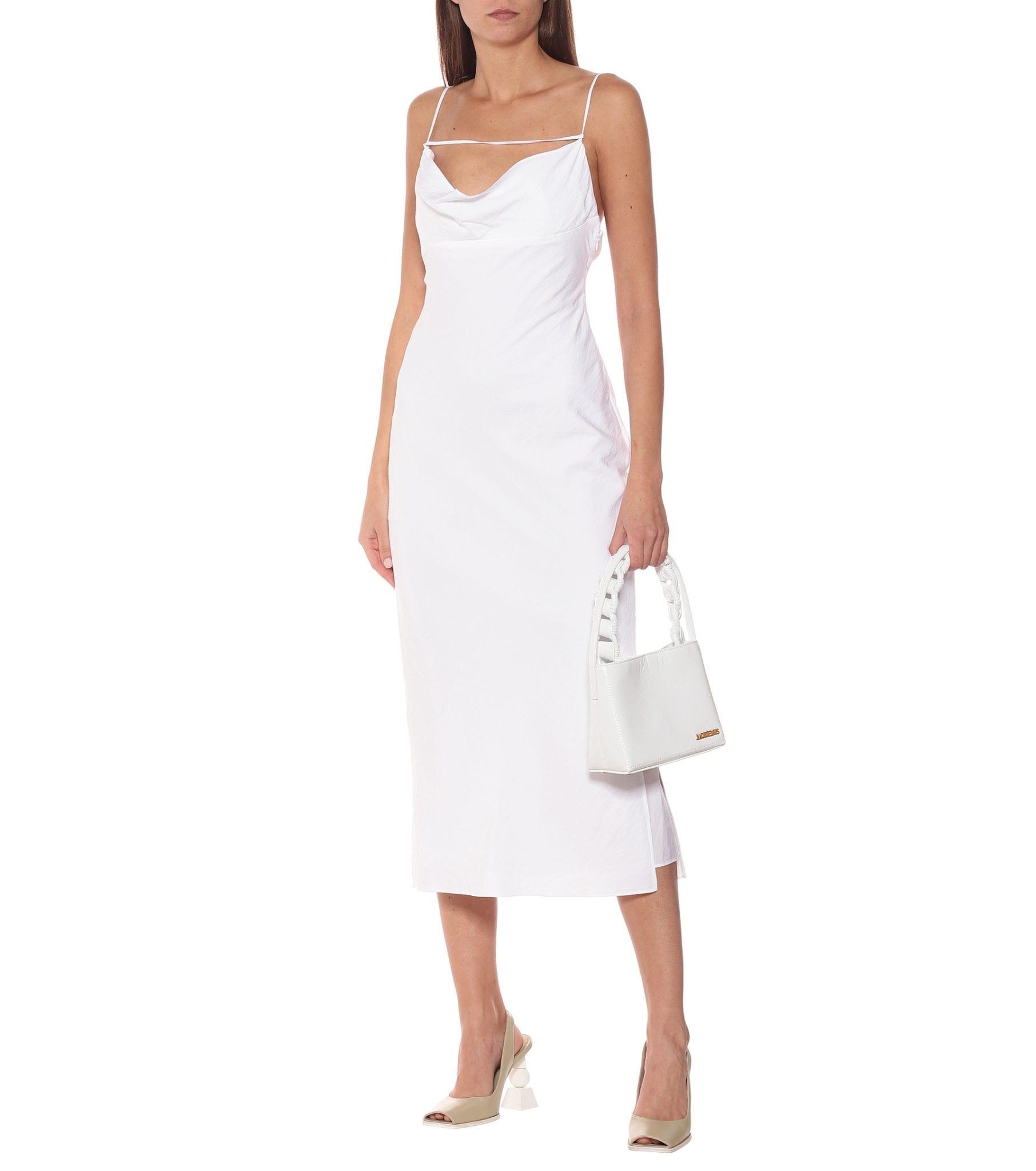 JACQUEMUS La Robe Adour Midi Dress