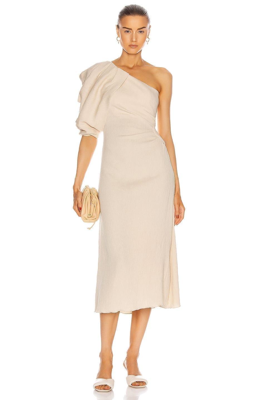 JOHANNA ORTIZ Sea Island Midi Dress