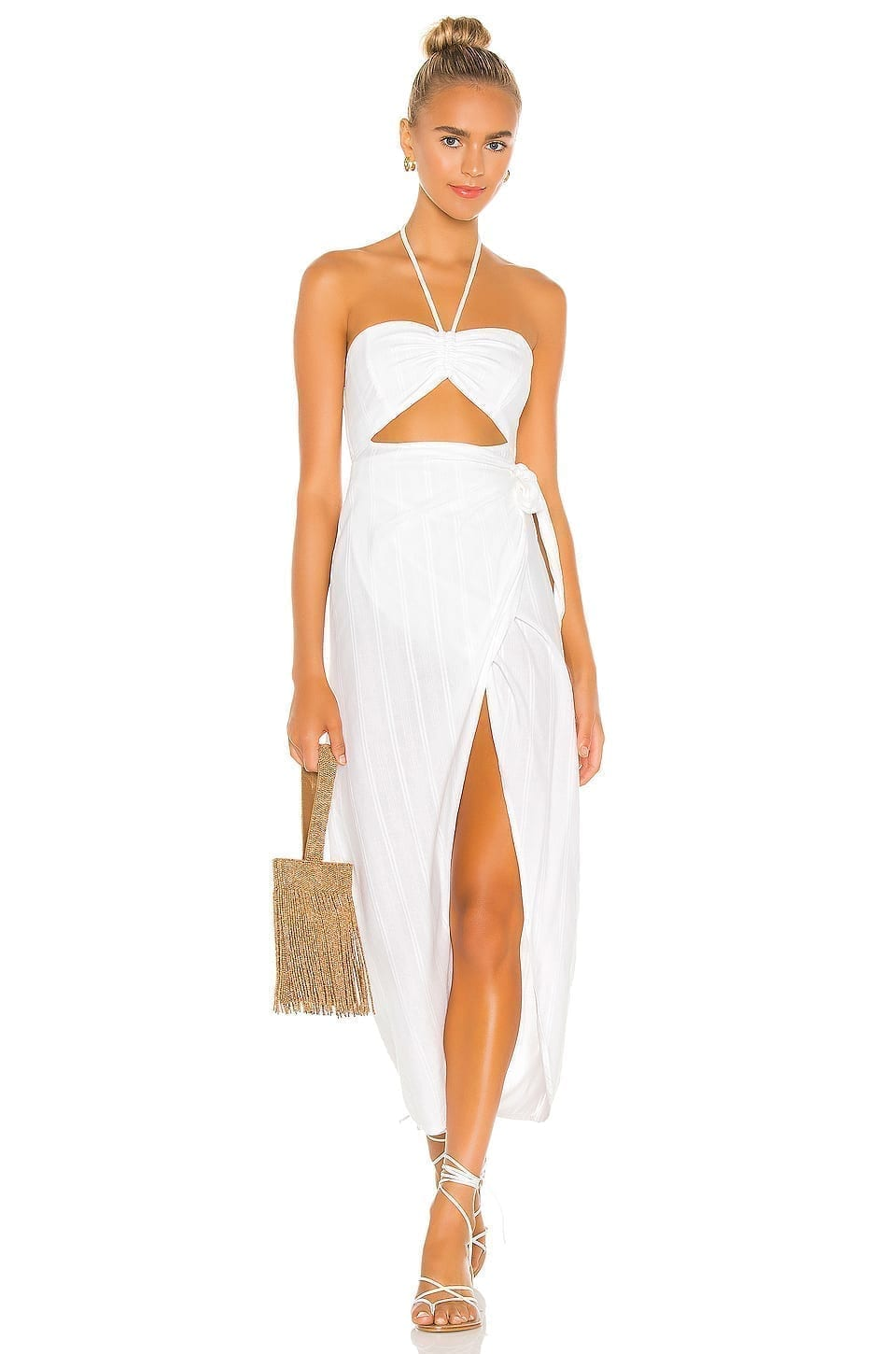 L SPACE Solana Cover Up Dress