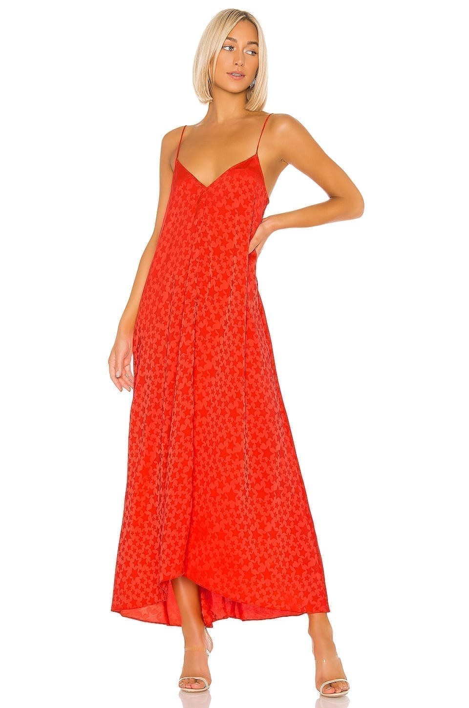 L'ACADEMIE The Amine Maxi Dress