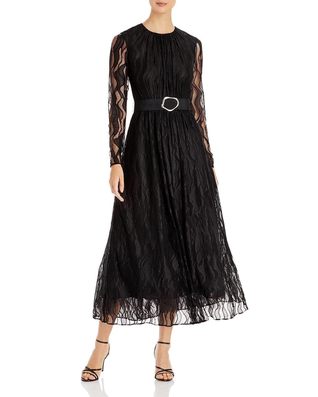 LAFAYETTE 148 NEW YORK Genteel Waves Lace Hayden Dress
