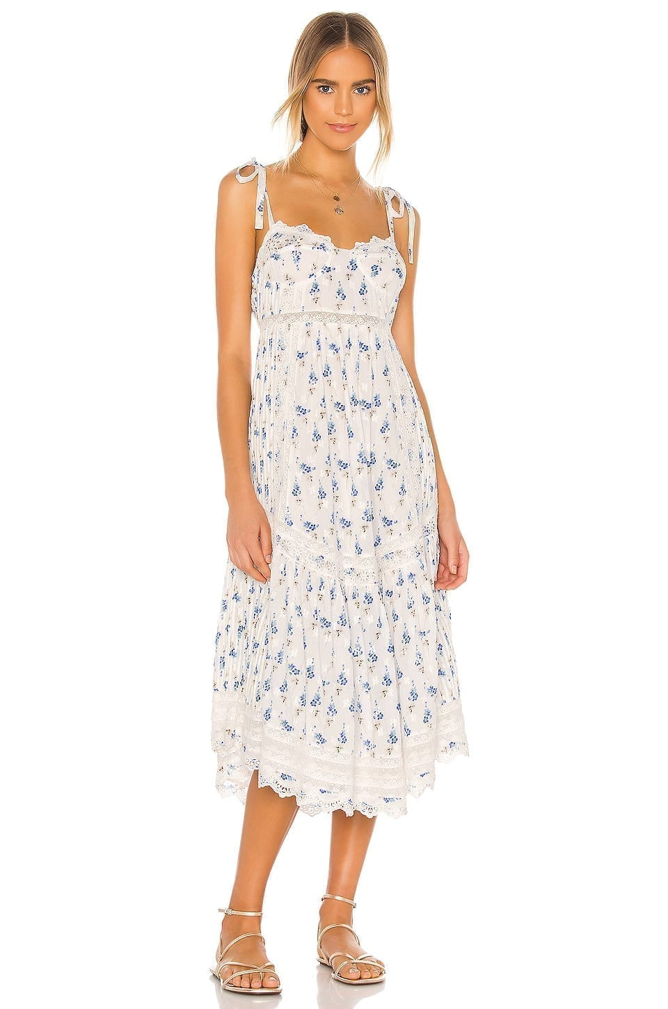 LOVESHACKFANCY Antonella Dress