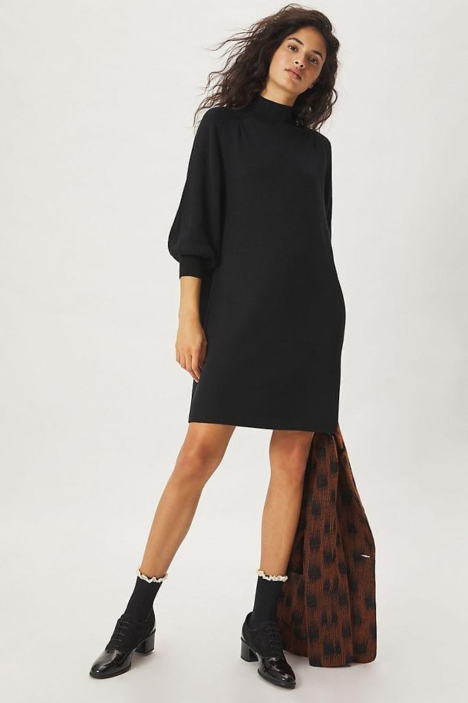 MAEVE Jade Sweater Tunic Dress
