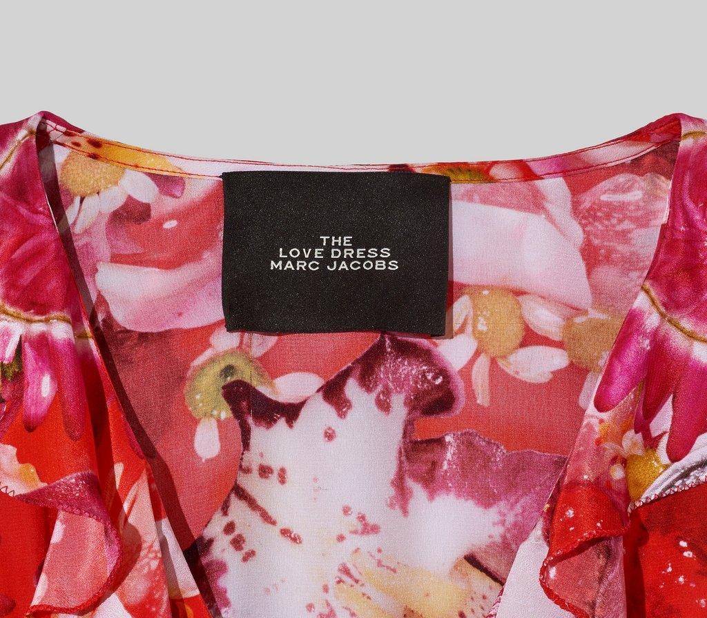 MARC JACOBS Maisie Cousins X The Love Dress