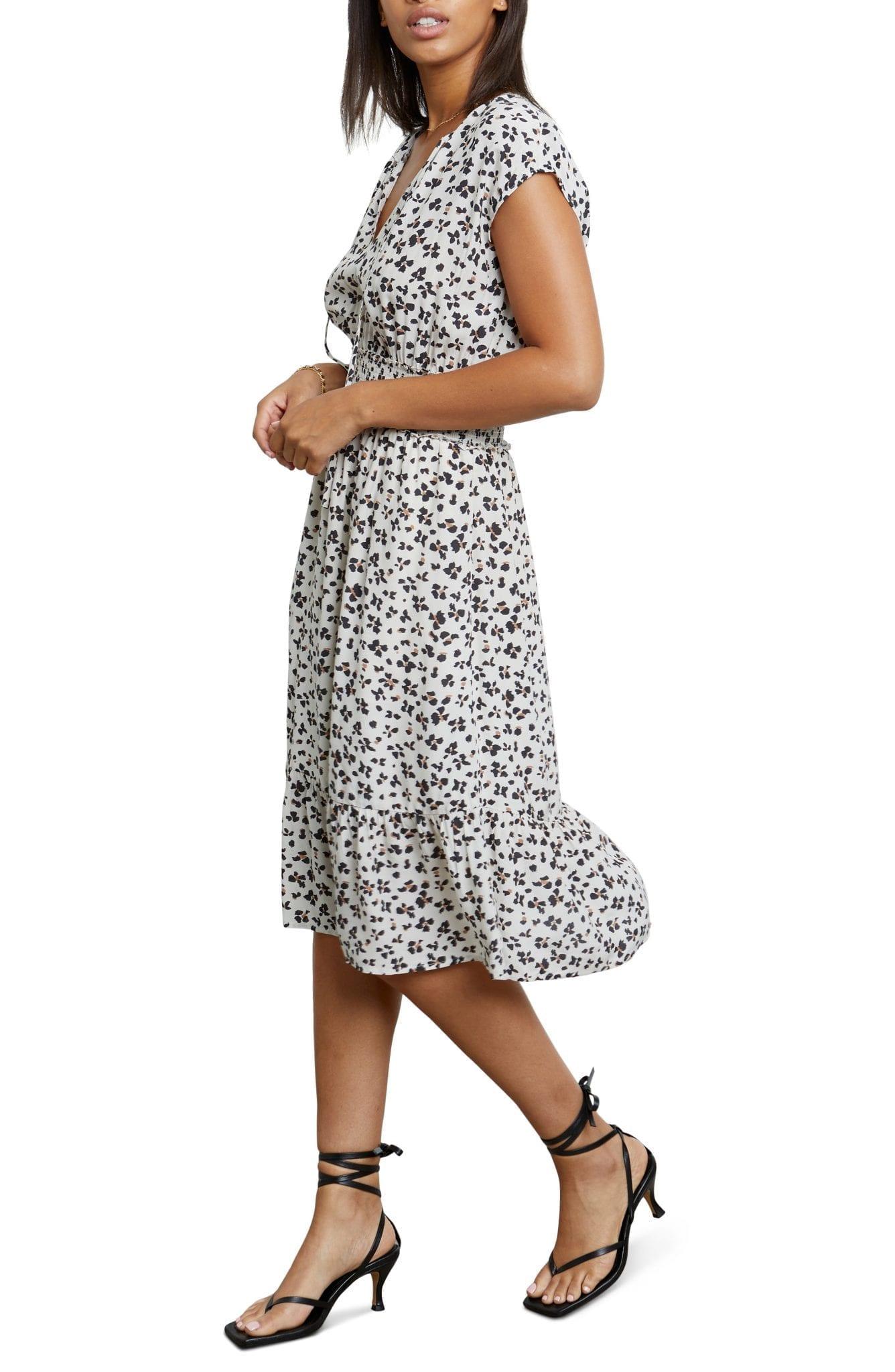 RAILS Ashlyn Print Midi Dress