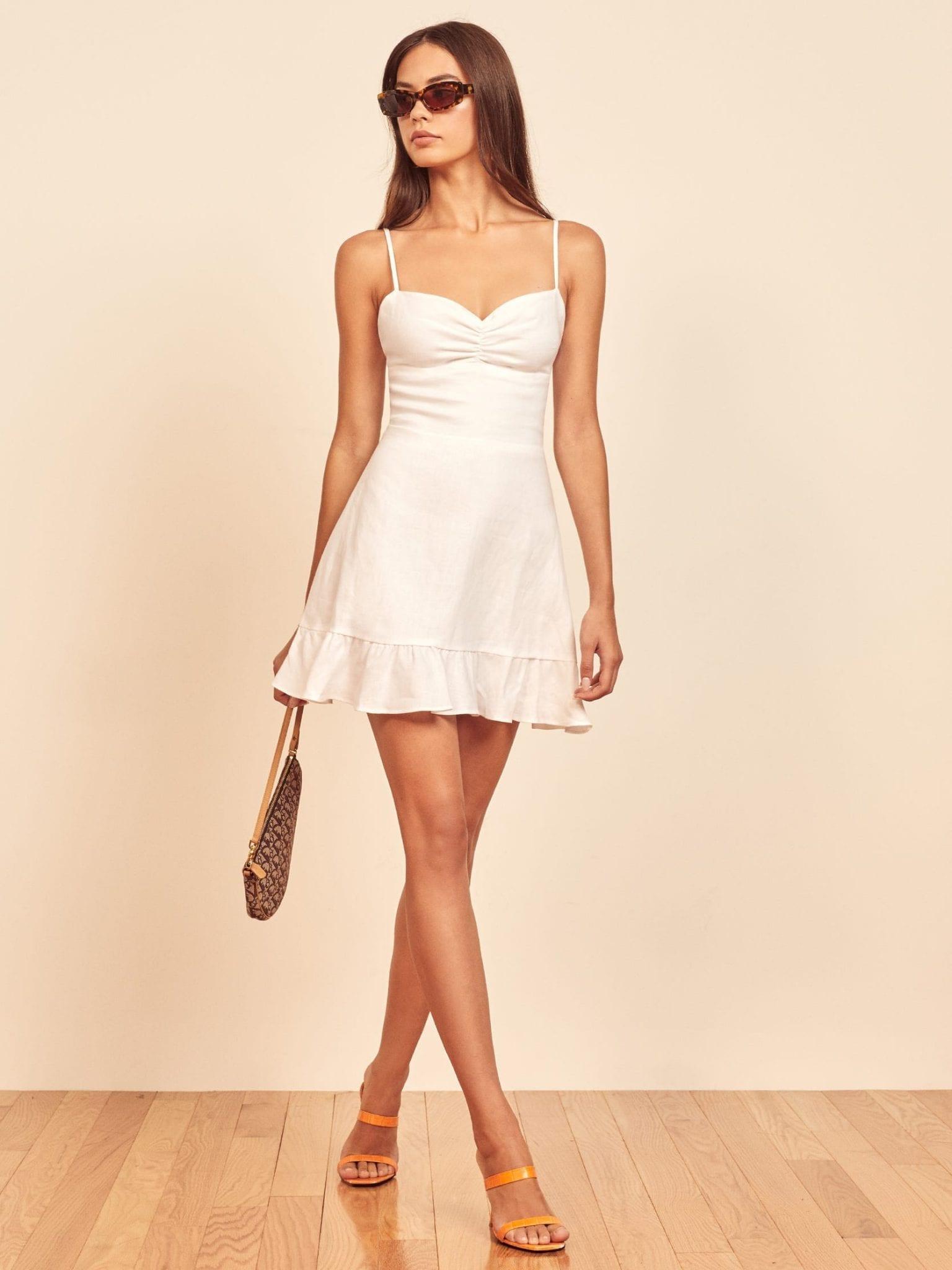 REFORMATION Baylor Dress