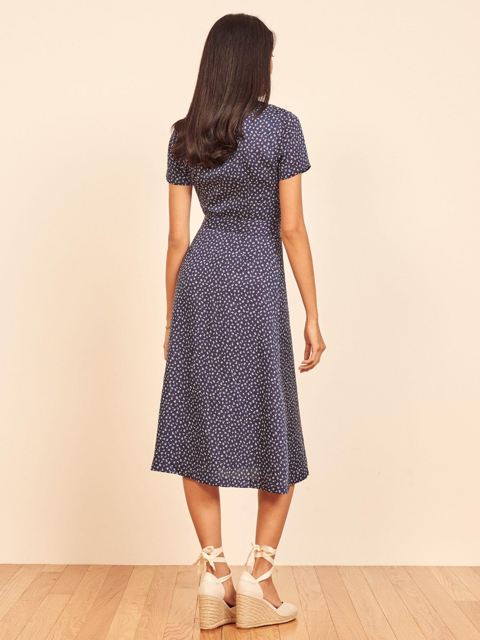 REFORMATION Breje Dress