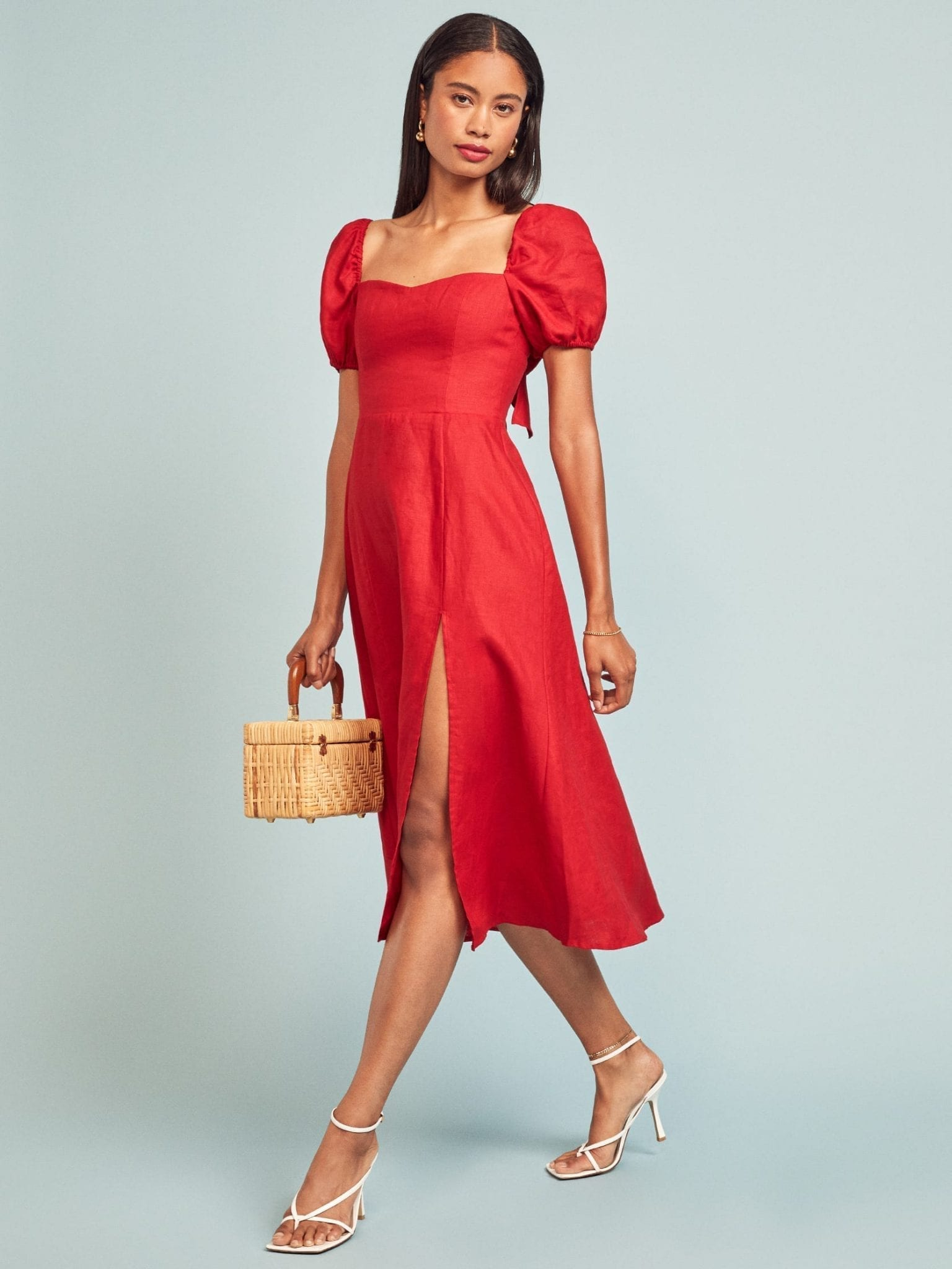 REFORMATION Denver Dress