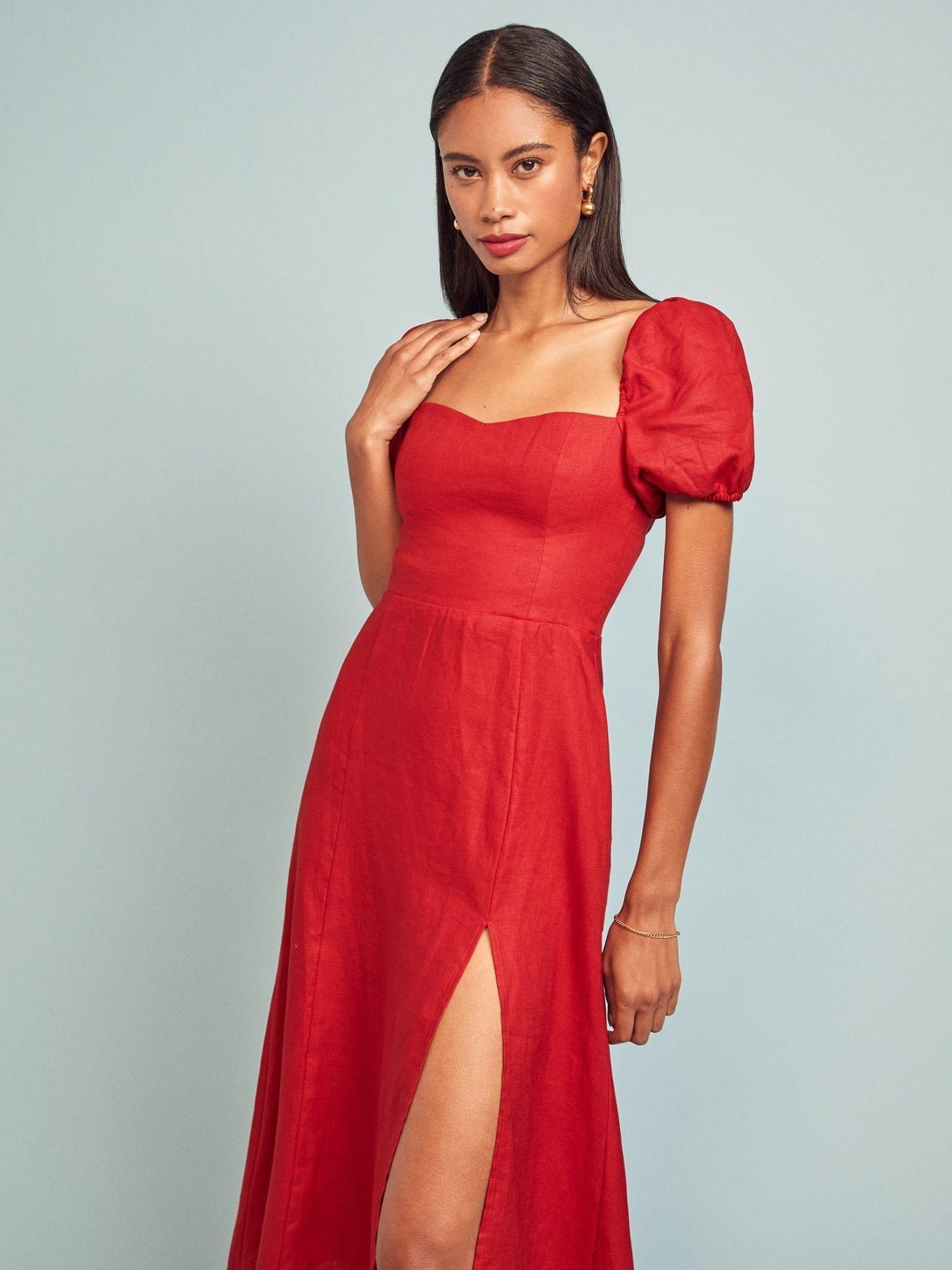 REFORMATION Denver Dress