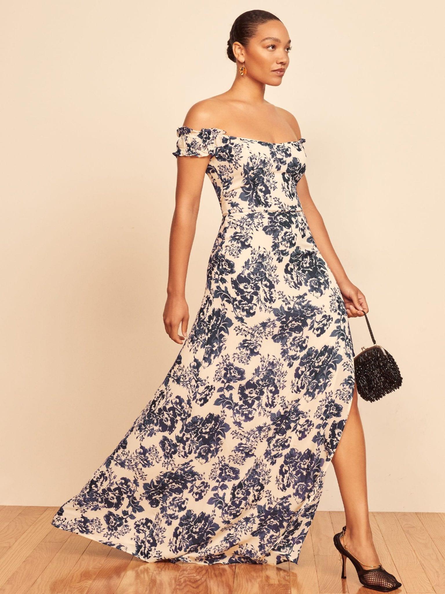 REFORMATION Gimlet Dress