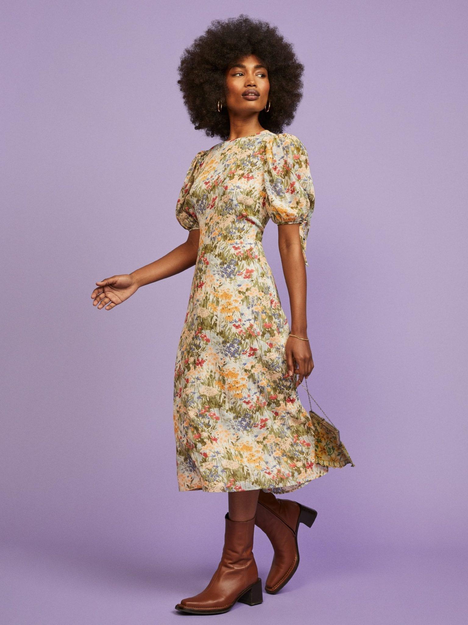 REFORMATION Oakley Dress