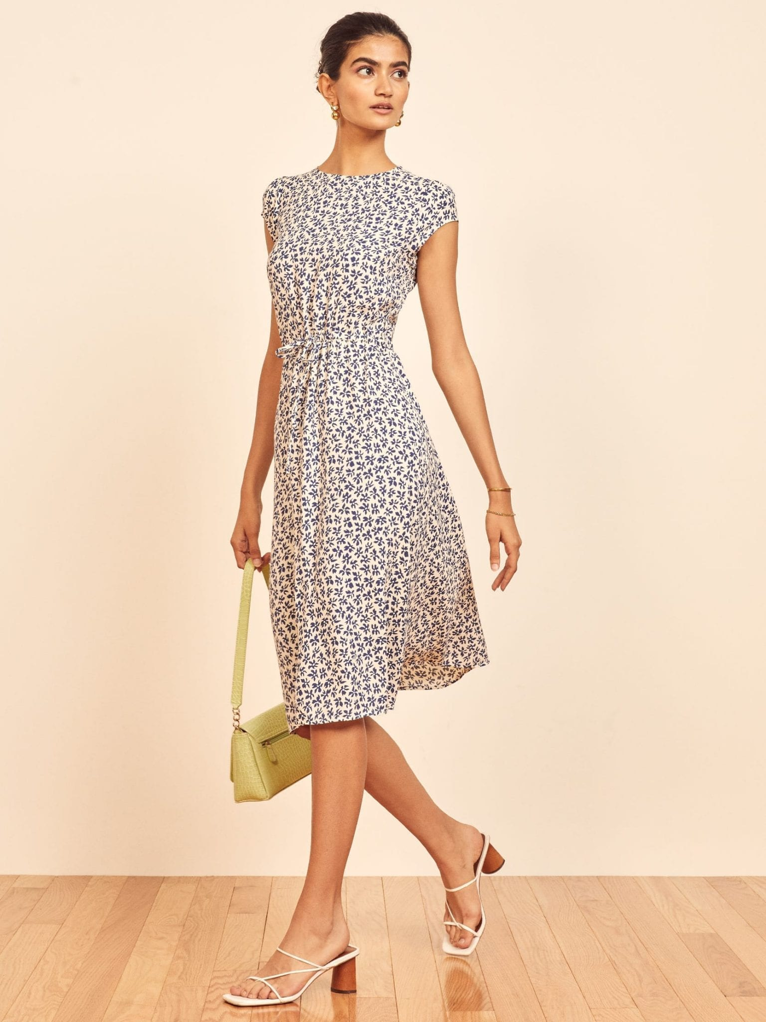 REFORMATION Rockwell Dress