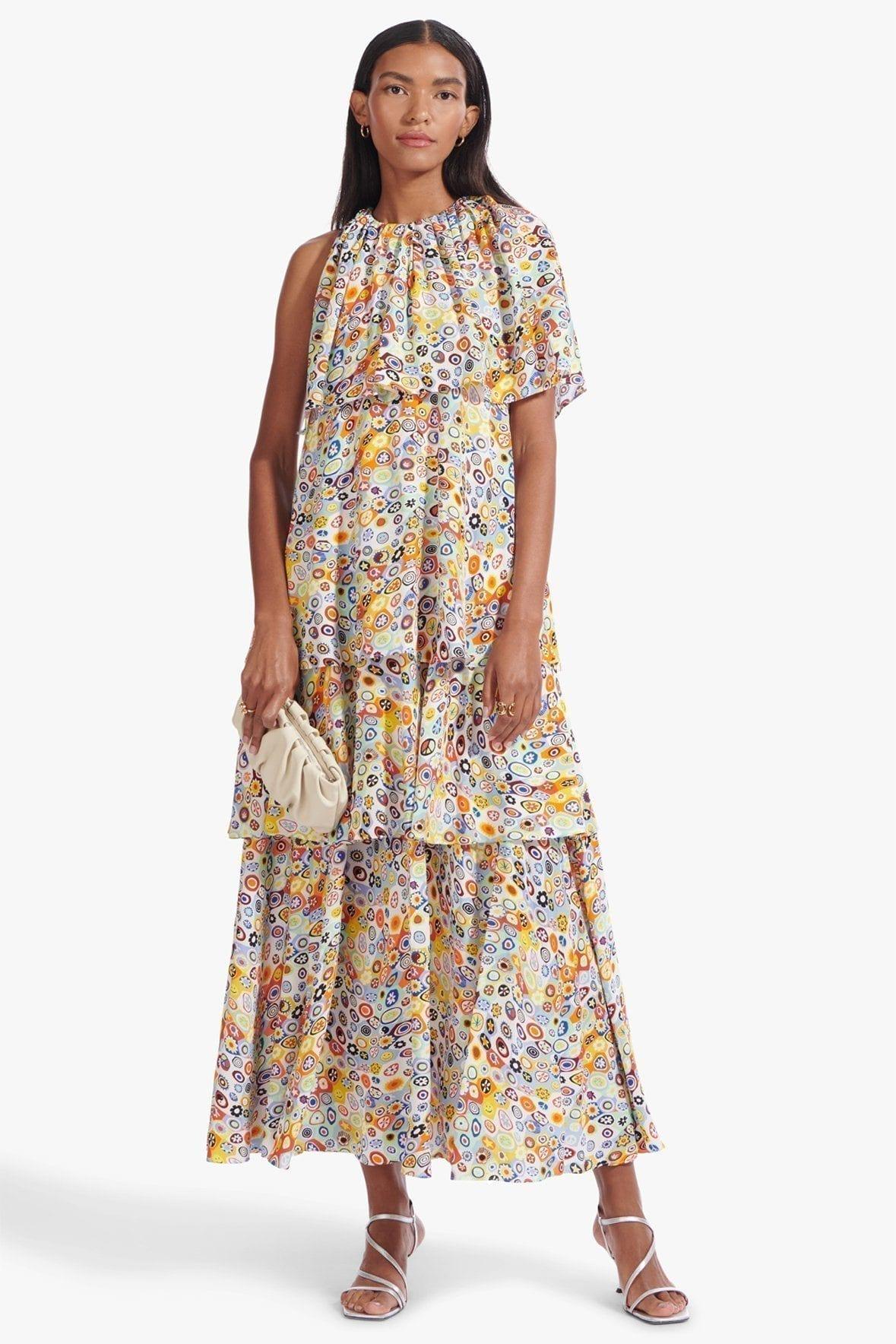 STAUD Caya Dress