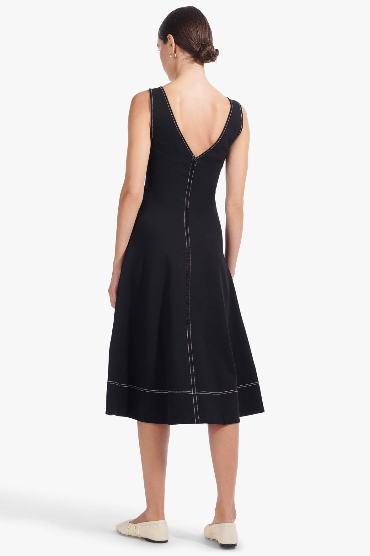 STAUD Dew Dress