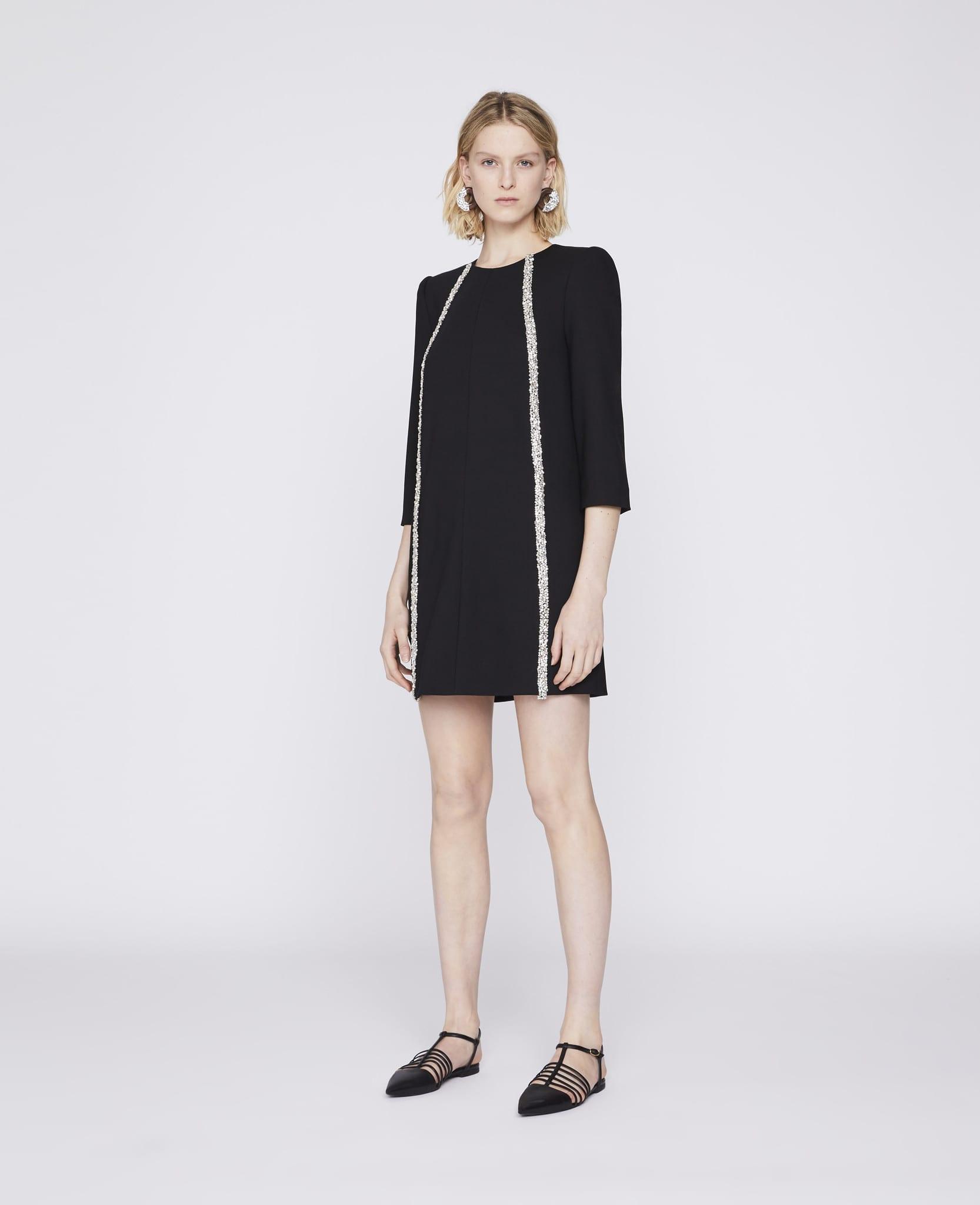 STELLA MCCARTNEY Zoe Wool Dress