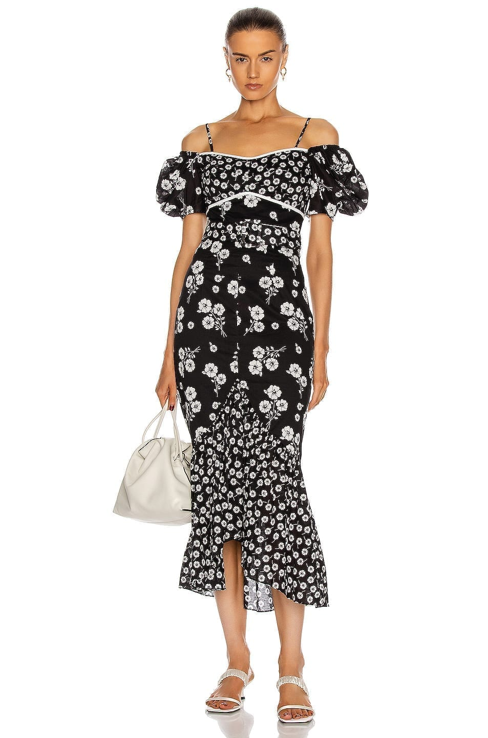 ALICE MCCALL Izabella Midi Dress