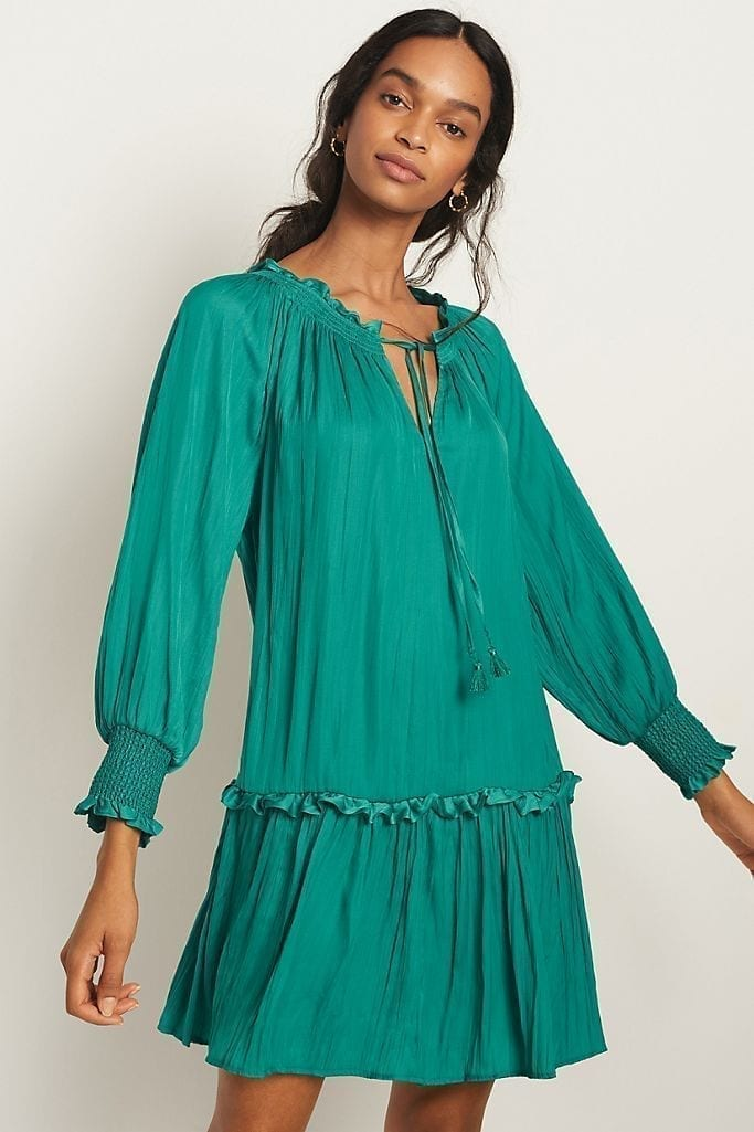 ANTHROPOLOGIE Giulia Tunic Dress