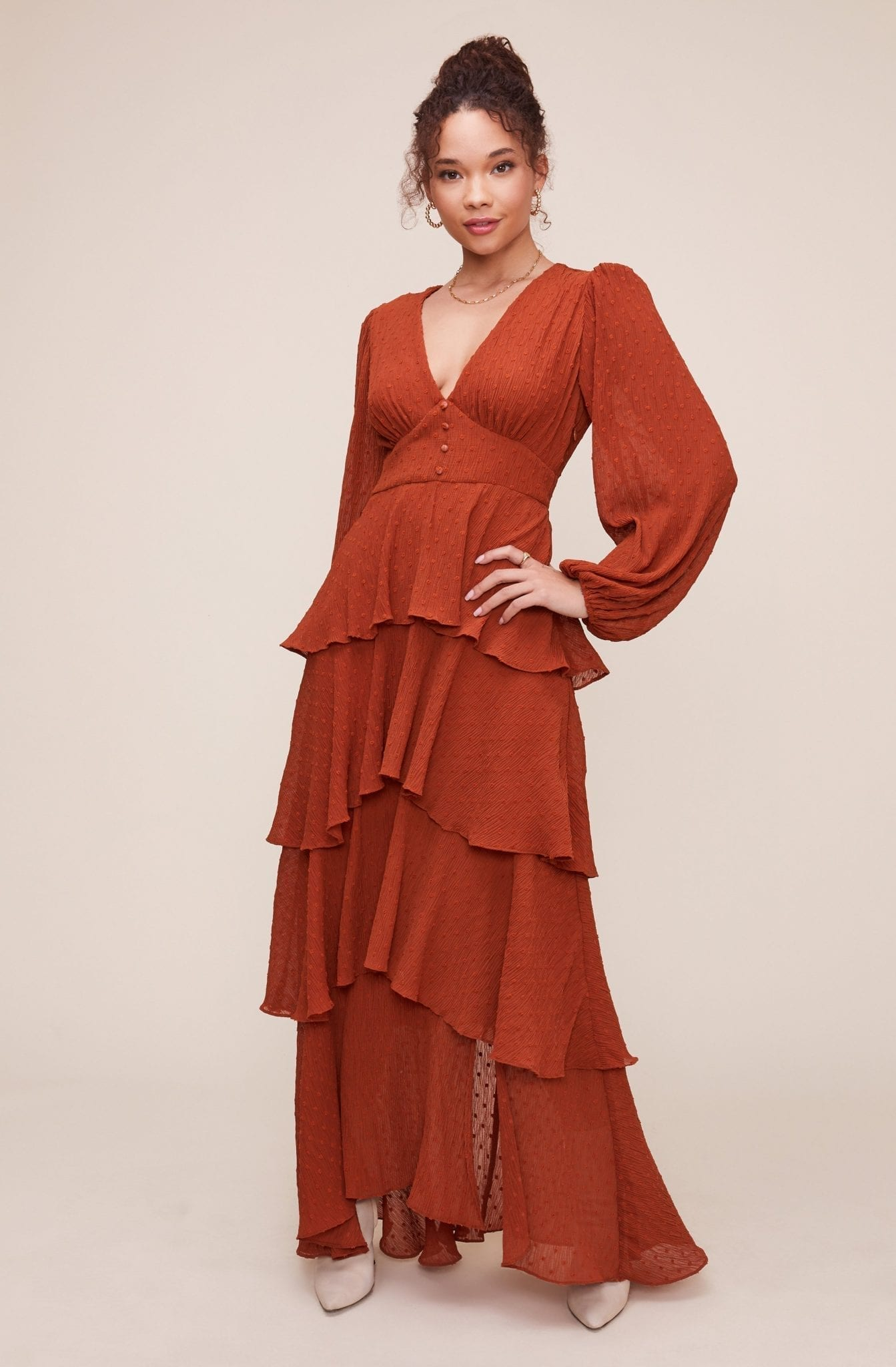 ASTRTHELABEL Romance Me Dress