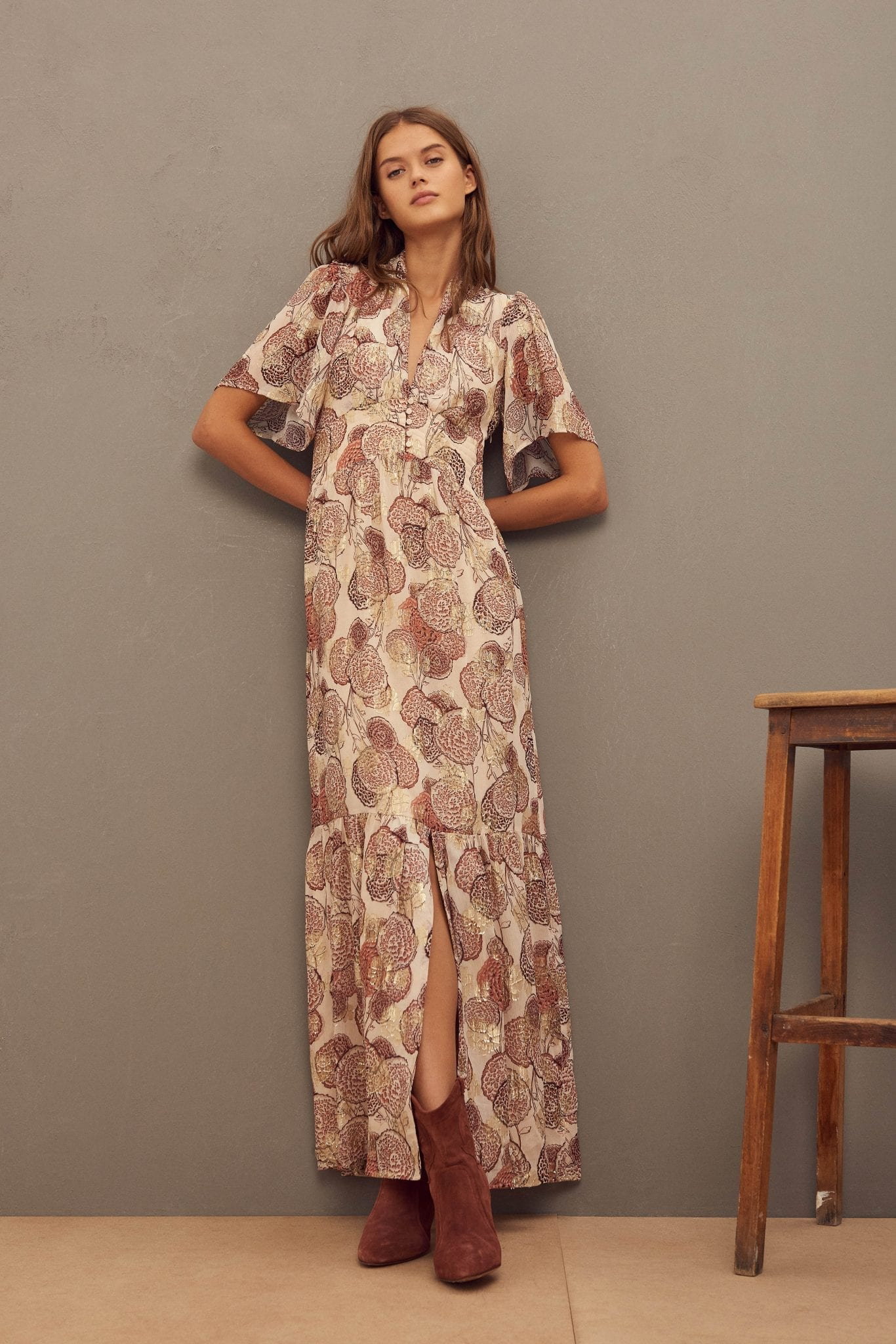 BA&SH Hide Dress
