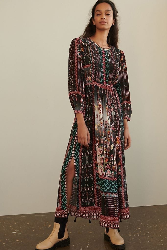 BHANUNI BY JYOTI Brenda Maxi Dress
