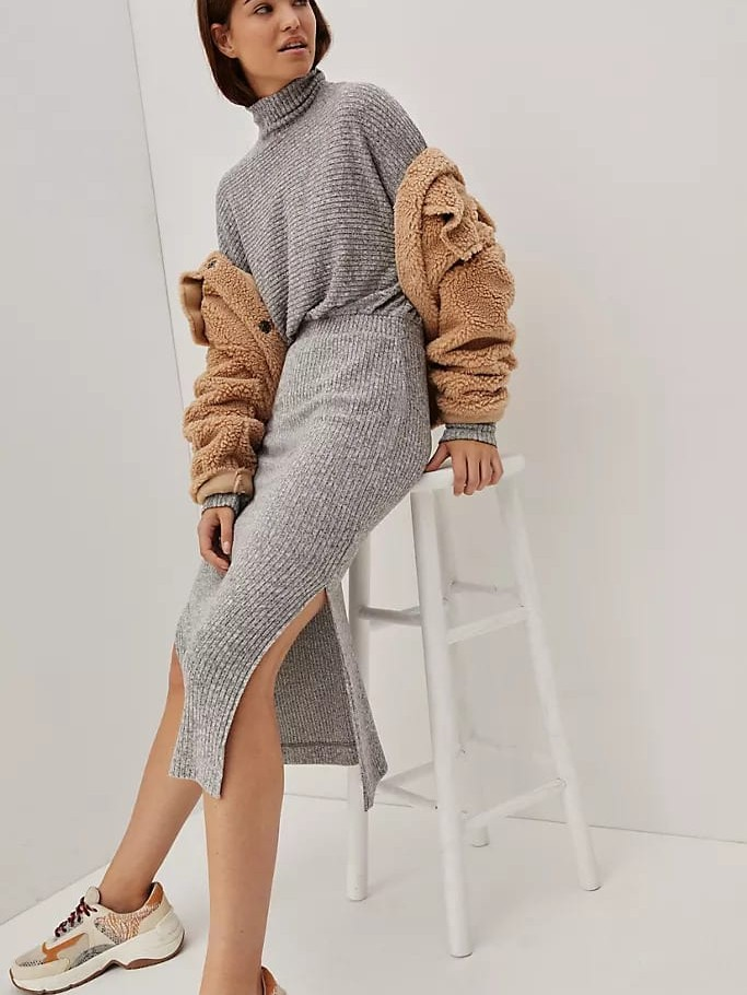 Your Closet Needs These Cute Dresses For Cold Weather