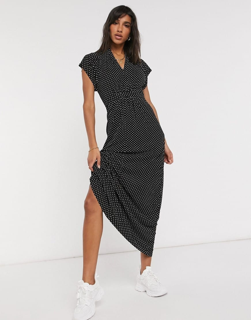 FRENCH CONNECTION Meadow Maxi Dress