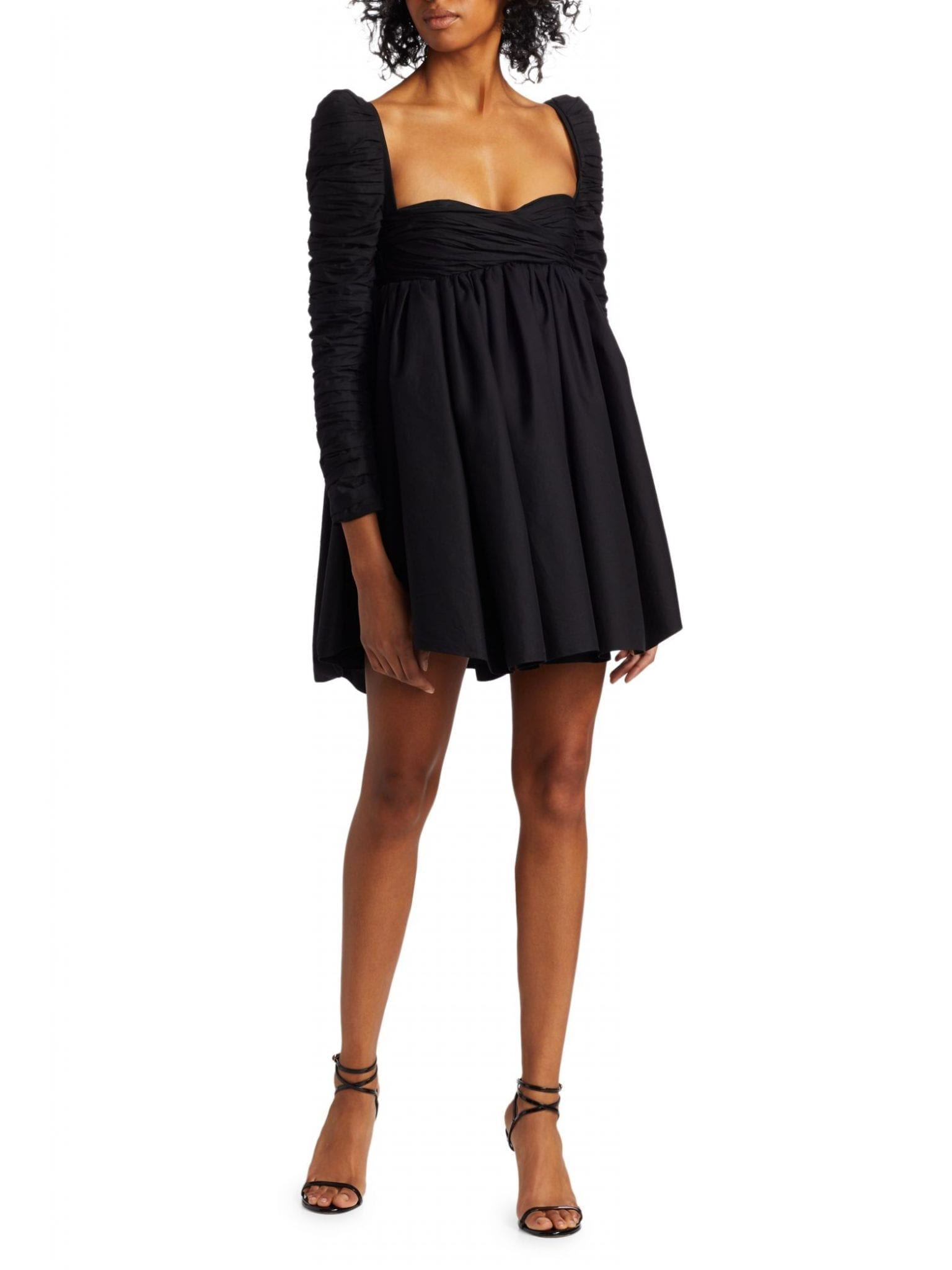 KHAITE Sueanne Babydoll Dress