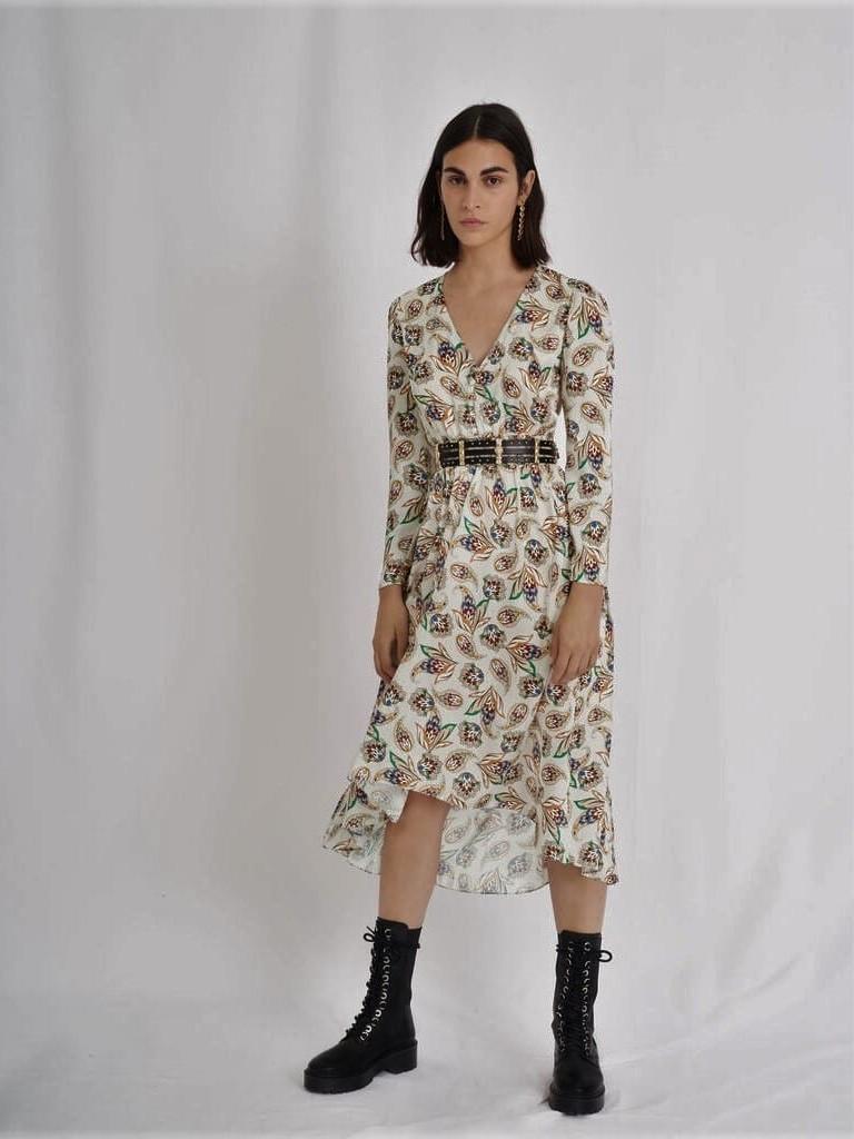 21 Paisley Print Dresses You Need This Fall