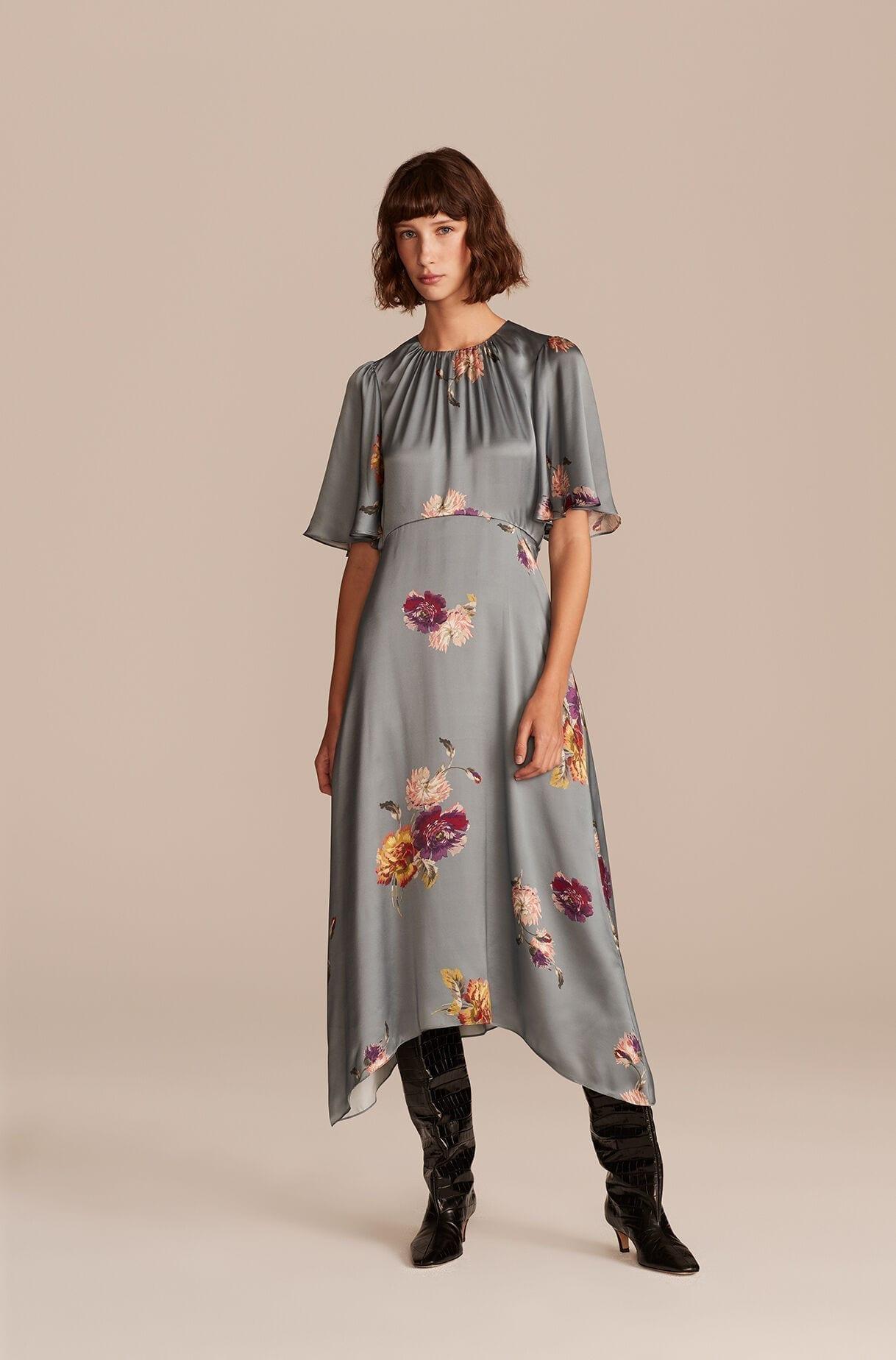 REBECCA TAYLOR Simone Fleur Dress