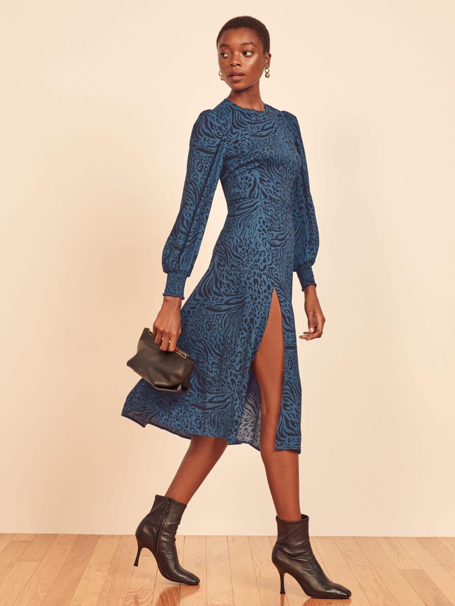 REFORMATION Allegra Dress