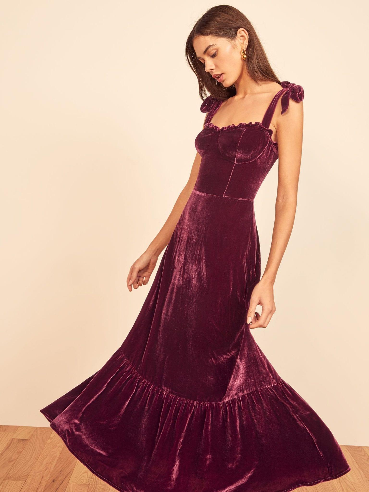 REFORMATION Antoinette Dress